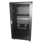 Серверный шкаф Linkbasic 22U, 600x80, перфорированные двери фото