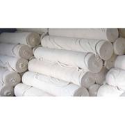 Продаём Нетканые полотно 100% х/б.ширина 140см.рулон 100м и 60м.Производства Узбекистан! Цена Договорённая. фото