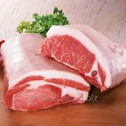 Свинина охлаждённая фото