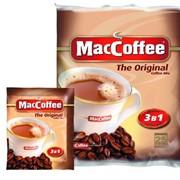 Напиток кофейный растворимый 3 в 1 MacCoffee фото