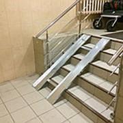 Пандусы для инвалидов в Ростове фото