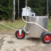 Пастеризатор молока стационарный (передвижной), молочное такси фото