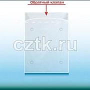 Пакет с обратным клапаном (пакет наволочка) фото