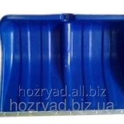 Лопата для снега (ABC) малая с/р синяя Синяя/малая