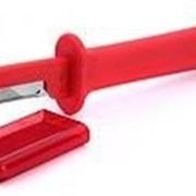 Нож монтерский изолированный НМИ-01 фото