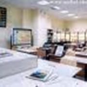 Оборудование для кабинетов химии фото