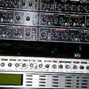 Приборы обработки звука фото