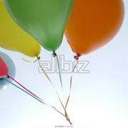 Нанесение логотипа на воздушные шары Запорожье фото