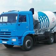 Заказ бетоносмесителя (миксера) фото