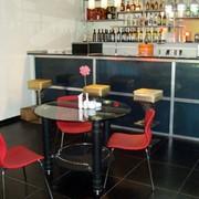 Кафе и бар в гостинице фото