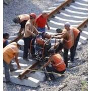 Ремонт железнодорожных переездов в Украине фото