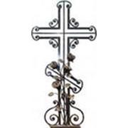 Крест могильный фото