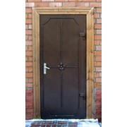 Металлоконструкции дверные фото