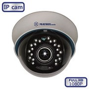 Купольные камеры MT-DW1080IP20V PoE фото