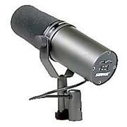 Микрофон для теле- радиостудий SM7B фото