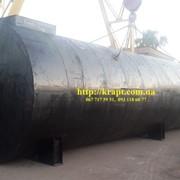 Резервуар для ГСМ 100 куб.м фото