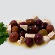 Вяленые оливки каламата фото