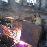 Демонтаж промышленного оборудования фото