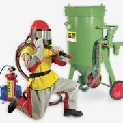 Комплект пескоструйного оборудования на базе DBS-100 К5 фото