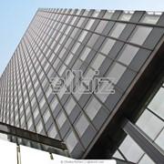 Офисные здания. Производство строительных металлических конструкций. фото