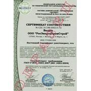 """ГОСТ Р ИСО 14001-2007 """"Системы экологического менеджмента"""" (ISO 14001:2004) фото"""