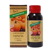 Масло семян тыквы, 100 мл, общего каротина не менее 6 мг% фото