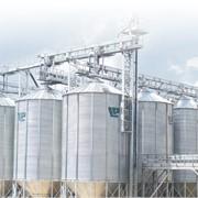 Элеваторы для зерна в Казахстане фото