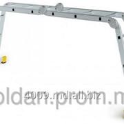 Лестница трансформер 4х3 - Scară cu articulaţie din patru tronsoane 4x3 код товараPr.4410 фото