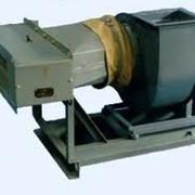 Воздухонагревательные установки УВЭ фото