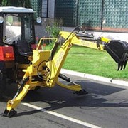 Экскаватор тракторный ЭТМ-320 фото