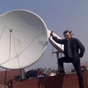 Установка, настройка спутниковых и местных (эфирных) антенн в Алматы фото