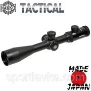 Прицел оптический Hakko Tactical 30 4-16x50 SF 4A IR Cross R/G 921676 фото