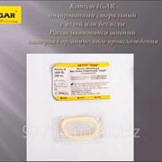Кетгут - хирургический полированный стерильный шовный материал торговой марки «IGAR» фото