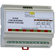 Блок управления БУС3-В01 - 3 фазы, управление симисторами фото