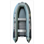 Надувная лодка Parsun 330 зеленая фото