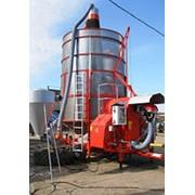 Мобильная зерносушилка XL 350 фото
