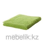 Банное полотенце зеленый ГЭРЕН фото