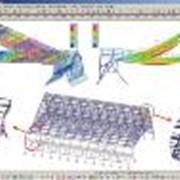 Изготовление металлоконструкций по проекту заказчика фото