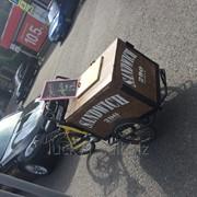 Велосипед трехколесный - Коммерческий фото