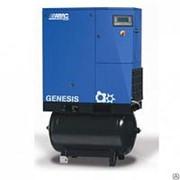 Компрессор GENESIS I. 11 270 л. с блоком частотного регулирования ABAC фото