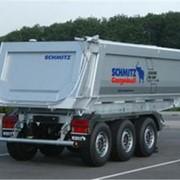Аренда самосвального прицепа Schmitz Cargobull / SAF / BPW фото