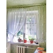 Комплект штор вуалевый Забава фото