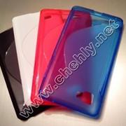 Силиконовый чехол LG Optimus 4X HD P880 фото