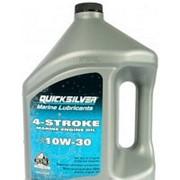 Масло 4х тактное для мотора Mercury Quicksilver Performance фото