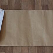 Бумажный мешок открытый, наружный слой бумага, внутренний слой полипропилен фото