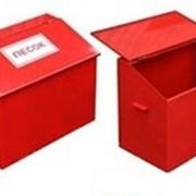 Ящик для песка (металлический) 0,25 куб.м фото