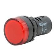 Световой индикатор AD16-22D/S 220V (LED) красный фото