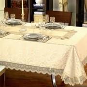 Столовое белье для ресторанов высокого качества. фото