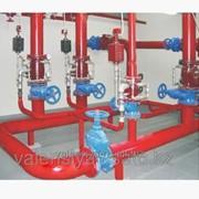 Техническое обслуживание систем водяного пожаротуш фото