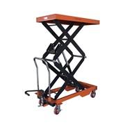 Стол подъемный TOR PTS1000 г/п 1000кг, подъем 500-1700мм фото